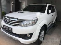 2012 Toyota Fortuner G Automatic