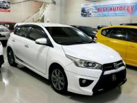 Toyota All New Yaris S TRD Sportivo Matic Like New 2014