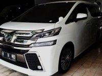 Toyota Vellfire Zg Aless 2015