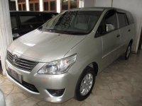 Toyota Kijang Innova 2.0E Mt 2012