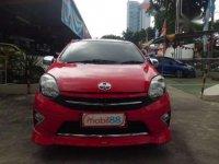 Toyota Agya G TRD Matic Merah 2015
