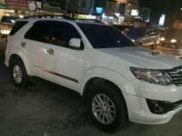 Toyota Fortuner TRD 2013 SUV