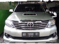 Toyota Fortuner G 2013 SUV