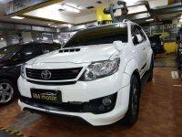 Toyota Fortuner G TRD 2015