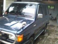 Toyota Kijang minibus 1992