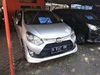 Jual mobil Toyota Agya TRD Sportivo 2017 Kalimantan Barat