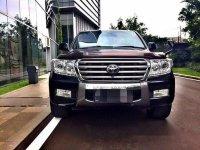 Toyota Land Cruiser ZX 2009