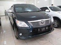 Toyota Kijang Innova 2.0G 2012
