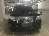 Toyota Fortuner G VNTURBO 2013