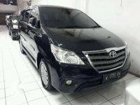 Toyota Innova tahun 2014 bensin