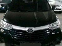 Toyota Avanza E 2016 Hitam