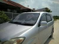 Toyota Avanza G MT Tahun 2006 Manual