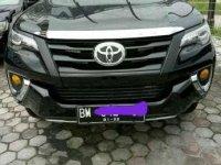 Dijual Toyota Fortuner VRZ 2016 Matic