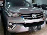 Toyota Fortuner VRZ Diesel Matic 2017 Low KM