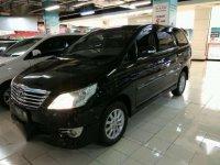 Toyota Kijang V bensin at luxury 2013