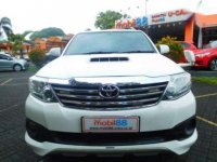 Toyota Fortuner G 2.5 DSL VNT TRD AT 2012 mint condition !