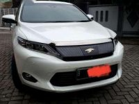 Toyota Harrier 2.0 NA 2014