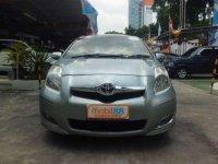 Toyota Yaris E Matic Silver tahun 2010
