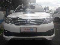 Toyota Fortune TRD 2012 SUV