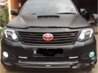 Jual cepat Toyota Fortuner TRD G Luxury 2014 SUV