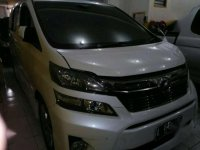 Toyota Vellfire 2011 at