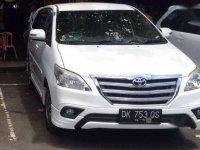 Toyota Grand Innova Luxury 2014