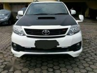 Toyota Fortuner TRD 2014 SUV