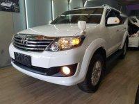 Toyota Fortuner G Lux 2012 SUV
