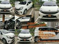 Dijual Toyota Agya G 2015