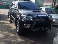 Toyota Fortuner bensin 2006 upgrade 2011