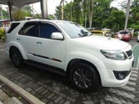 Fortuner New G TRD 2014 SUV