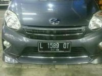 Toyota Agya S TRD At grey tahun 2013 istimewa