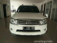 Toyota Fortuner G A/T 2.5 cc 2011