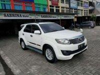 Toyota Fortuner G TRD matik tahun 2012