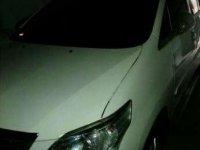 Toyota Kijang 2014 putih tipe E