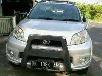 Jual Toyota Rush 2013 asli bali TRD matic