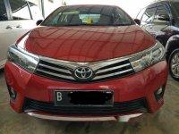 Toyota Corolla Altis Altis V 1.8 A/T 2014