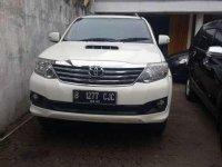 Toyota Fortuner G 2.5 2014