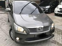 Toyota Kijang Innova G AT Tahun 2011 Automatic