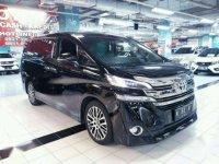 Toyota Vellfire G ATPM 2015