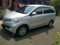 Toyota Avanza E 2O13 Manual