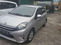Toyota Agya Type G Manual 2014