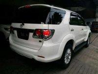 Toyota Fortuner G 2012 SUV