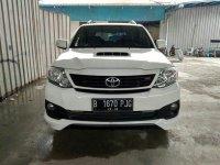 Toyota Fortuner G VNT TRD Disel 2013