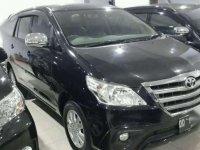 Toyota Innova G Manual 2014