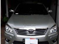 Jual cepat Toyota Kijang Innova G 2013 MPV