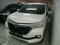 Toyota Grand Avanza G 2016 Putih Manual