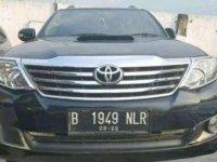 Toyota Fortuner Diesel VNT Matik Tahun 2013