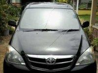 Toyota Avanza 2012 MPV