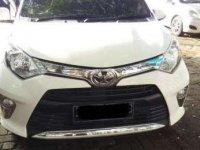 Toyota Calya G 2016 Matic KM 29rb bisa tukar tambah!